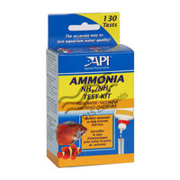 API Ammonia (NH3/NH4) Water Test Kit