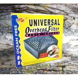 Ocean Free Universal Overhead Filter Media Holder pack of 2