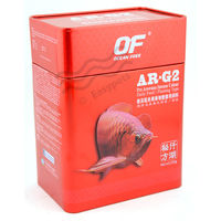 Oceanfree AR-G2 pro Arowana intense color - Arowana Food, large