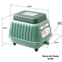 Resun LP low noise air pump LP 60