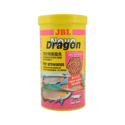 JBL Novo Dragon (440 g) - Arowana Food