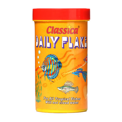 Classica Daily Flakes Fish Food (50 Grams)