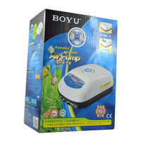 Boyu S-4000B Boyu Four way Aquatic Animal Air Pump
