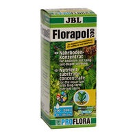 JBL Florapol Power Sand Aquarium Plant Nutrient Substrate (700 Grams)