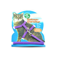 Easypets Cat leash (Violet)