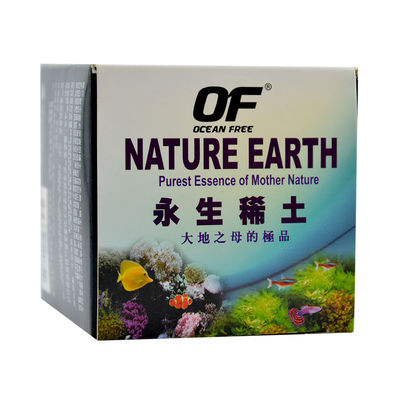 Ocean Free Nature Earth For Fresh Water And Marine (85 Grams)
