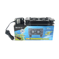 BOYU Aquarium COOLING FAN FS-602