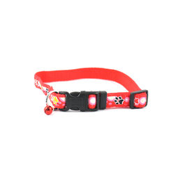 Easypets STELLAR Dog Colar with Bell (Red)