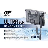 Ocean Free OF Ultra Slim hang on Filter US-02
