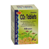 Ocean Free CO2 Tablets (48 Pieces) CO2 Supplement P14