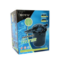 Boyu Gardening Pond Filter EFU-10000