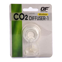 Ocean Free CO2 Disc Diffuser 1 (3.45 Centimetre)
