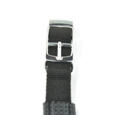 Easypets COMFORTFIT Dog Collar (Large) (Black)