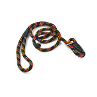 Easypets DREAMER Dog Leash Regular Large without Hook (Black)