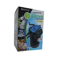 BOYU Gardening Pond Filter EFU-15000A - Pond Filter