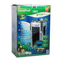 JBL CristalProfi e1901 External filter / Canister Filter / Outside Filter