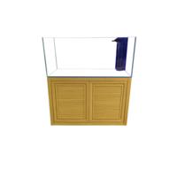 Sunsun HFC 600IL Rimless Open Glass Tank