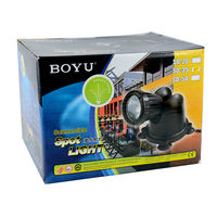 Boyu Submersible Spot Light SD-35 - Pond Light