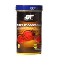 Ocean Free Super Blood Parrot Fish Food (120 Grams)