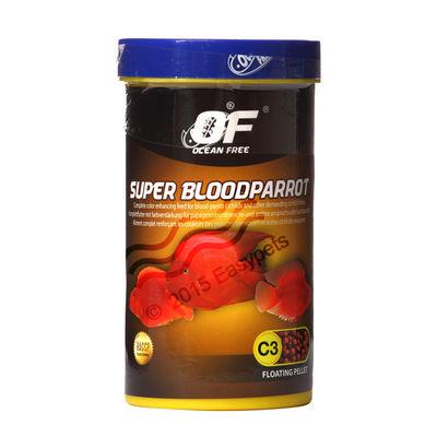 Ocean Free Super Blood Parrot Fish Food (120 Grams)
