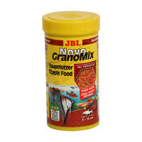 JBL NovoGranomix Mini Fish Food (115 Grams)