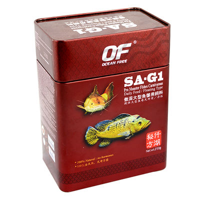 Oceanfree SA-G1 pro monster fishes carnivorous small