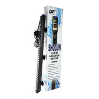 Ocean Free Shogun 500W Aquarium Heater with LED Display