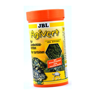 JBL Agivert 105g 250 ml - Turtle Food - Reptile food