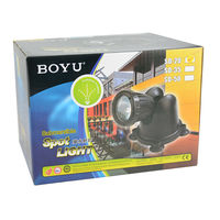 Boyu Submersible Spot Light SD-20