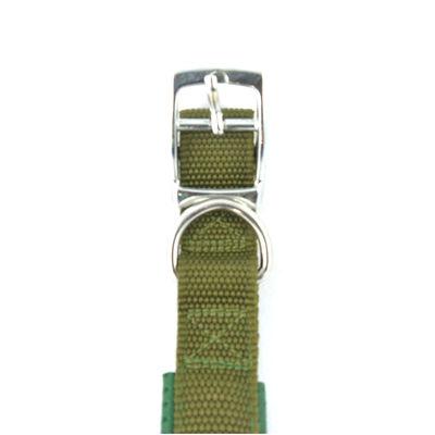 Easypets COMFORTFIT Dog Collar (Large) (Green)