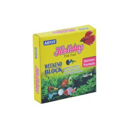 Abyss Holiday Fish Food (Pack of 2)