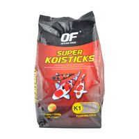 Ocean Free Super Koi sticks - 5 L