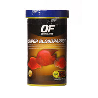 Ocean Free Super Blood Parrot Fish Food (270 Grams)