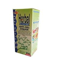 Ocean Free Herbal Anti Gill Disease Medicine T4 120 Ml