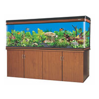 Boyu Large aquarium Fish Tank LZ-1500 - Without Cabinet, tank
