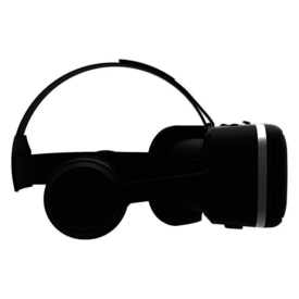 Irusu Play vr plus vr headset with headphones (Smart Glasses)