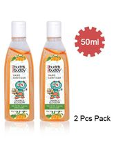 Buddsbuddy Combo of 2 Hand sanitizer 50ml Each