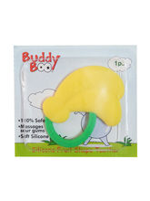 Buddyboo Silicone Fruit Shape Teether - Yellow (143014)