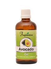 Fragrantica Avocado Oil 100% Pure And Natural Oil, 10 ml