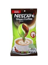 Nescafe Green Goffee Blend 10 Sachets Of 20 Grams Each