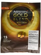 Nescaf√ © Gold Blend Instant Coffee (15 Single Serve Sticks)