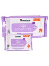 Himalaya Gentle Baby Wipes 72 pcs x 6