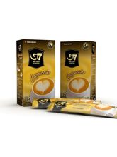 G7 Cappuccino Mocha Instant - Box 12 Sticks
