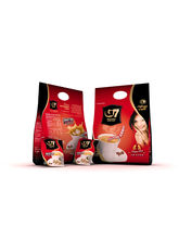 G7 3 In 1 Sugar Free Instant Coffee -Collagen - Bag 22 Sachets