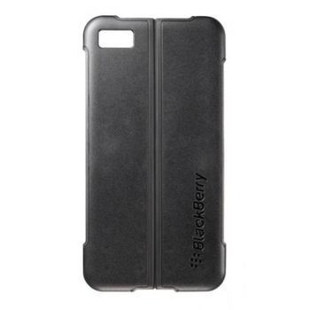 BLACKBERRY Z10 TRANSFORM HARD SHELL,  black