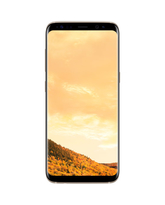 SAMSUNG GALAXY S8 PLUS,  maple gold