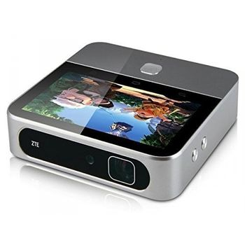 ZTE SPRO 2 WIFI PROJECTOR,  gold