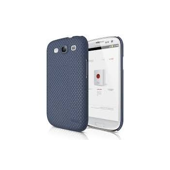 GEAR4 THIN ICE GLOSS CASE FOR SAMSUNG S3,  black