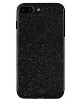 PURO IPHONE 7 PLUS TPU BACK CASE,  black