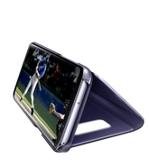 CLEAR VIEW STANDING COVER FOR SAMSUNG GALAXY S8 PLUS,  violet